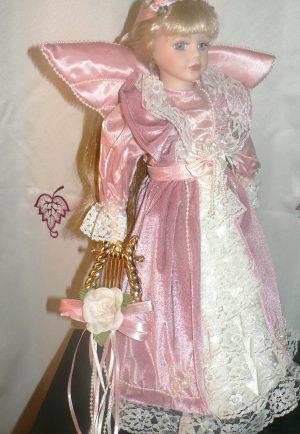 Angel doll Celeste